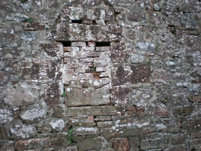 Pgds 20130719 164142 Blocked Up Bee Bole On Ne Wall Conheath