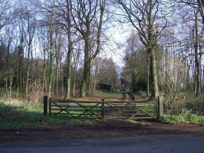Pgds 20140716 202042 A Former Carriage Drive Ashburnham Place   Geograph Org Uk   295007