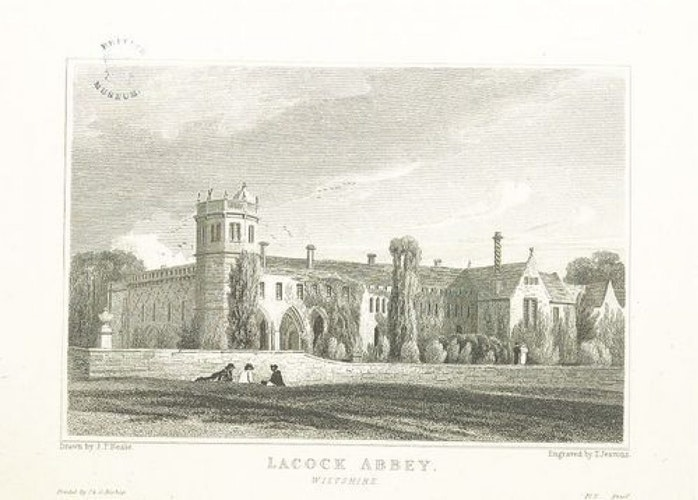 Pgds 20140908 201449 Neale1826 P3 192   Lacock Abbey Wiltshire
