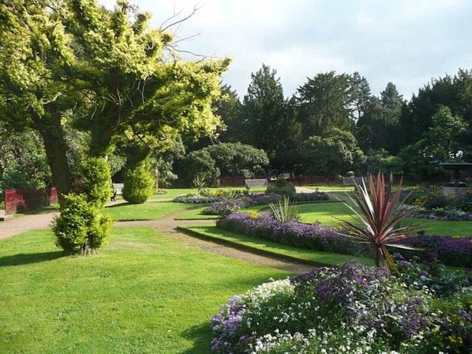 Pgds 20140929 200254 The Victorian Flower Garden Wentworth Castle Grounds Staimborough   Geograph Org Uk   1501764