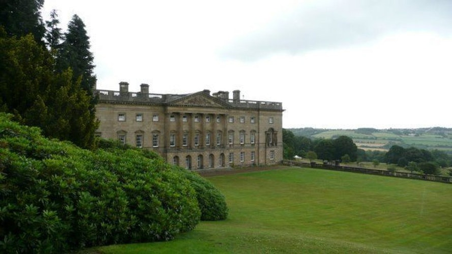 Pgds 20140929 201517 The South Front Of Wentworth Castle   Geograph Org Uk   915048